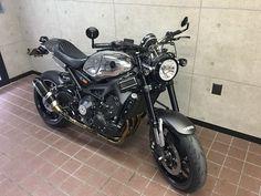 YAMAHA(ヤマハ)XSR900 外装カスタム   MOTO-EXRIDE works 2015-/モトエクスライド カスタムファイル2015- Motorcycle Design, Custom Bikes, Yamaha, Vehicles, Pilot, Motorcycles, Wheels, Channel, Vintage