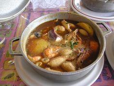 Ecuadorian Food - Calderada! I love Ecuadorian Soups! Makes you skin glow :)