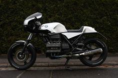 BMW K75 S Cafe Racer by Hammer Kraftrad