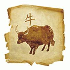 Resultado de imagen de año del buey horoscopo chino