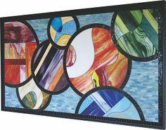 Universe Within: Gerald Davidson: Art Glass Wall Art | Artful Home