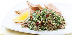 Quinoa Tabbouleh Salad, alive.com