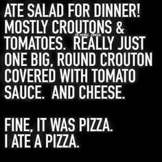 Best remedy for over eating? IdealShape. haha #meme #Funny #pizza