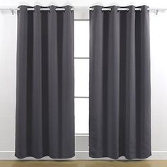 FAVORITE Deconovo Home Thermal Insulated Blackout Curtains 52 Inch By 84 Inch 1 Pair,Light Grey Deconovo http://www.amazon.com/dp/B00PF74ER8/ref=cm_sw_r_pi_dp_esX8vb1S40PTG