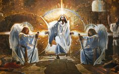 The Best Christian Murals | Ron DiCianni: The Resurrection Mural, In His Own Words