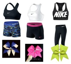 """Untitled #25"" by beautybrittney on Polyvore featuring NIKE"