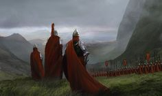 The Red Army by RobbieMcSweeney