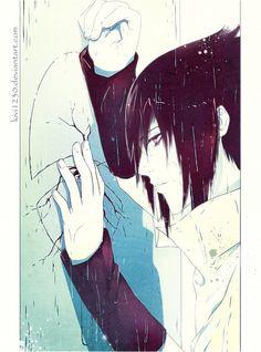 Sasuke Uchiha.