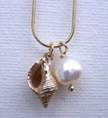 Image result for shell jewellery
