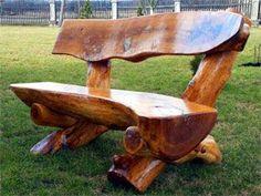 Cedar Furniture, Rustic Outdoor Furniture, Live Edge Furniture, Garden Furniture, Rustic Crafts, Wood Crafts, Wood Table Design, Rustic Wood Walls, Wood Creations