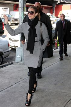 Celine Dion Photo - Celine Dion in the Meat Packing District 5
