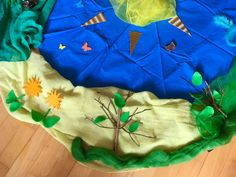 Spring awakening - designed with the Kett method - milchundhonig's website! Spring Awakening, Circle Time, New Haircuts, Arts And Entertainment, Montessori, Crafts For Kids, Preschool, Holiday Decor, Children