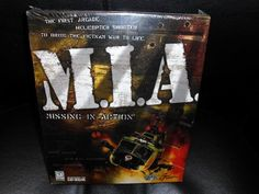 M. I. A. Missing in Action - Video Game - 04-15503