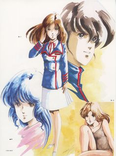 Old anime, mostly from the Strike zone is Features: Anime Primer Anime Primer Outside Links & Resources Tag Search: By Artist By Series art popular gifs scans Macross Anime, Robotech Macross, Old Anime, Manga Anime, Lynn Minmay, 80 Tv Shows, Fantasy Comics, Anime Artwork, Comic Character