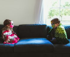 Colorful parrot bird costumes for children | BHB Kidstyle