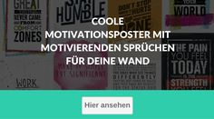 101 Motivationssprüche für Sport und Fitness Sport Fitness, It Hurts, Poster, How Are You Feeling, Feelings, How To Make, Exercise Rooms, Shopping, Posters