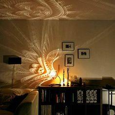 değişik duvar aydınlatması