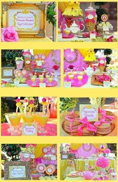 BEAUTY and the BEAST Party 4 Party Bursts by KROWNKREATIONS