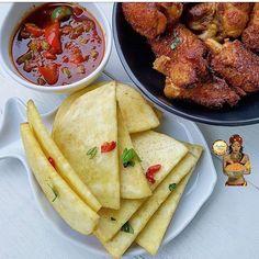 @foodlandfairy Food Network Recipes, Cooking Recipes, Healthy Recipes, Healthy Meals, Cooking Tips, Healthy Food, Ghana Food, West African Food, Nigerian Food