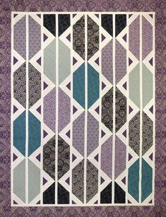 Counterpoint Quilt Pattern