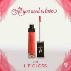 Love our lip glosses! Not sticky and awesome colors! $15 each or 3 for $40!