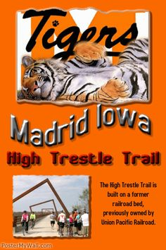 High Trestle Tail in Madrid Iowa