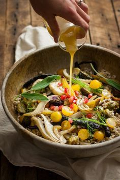 25. Sesame-Sage Roasted Veggies With Barley #healthy #thanksgiving #sides http://greatist.com/eat/thanksgiving-side-dishes-that-shake-things-up