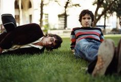 Flight of the Concords.  So awesome.  I wish they'd make a third season.