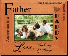personalized father picture frame always free laser engraving create the ultimate graduation gift