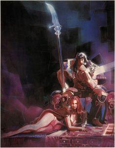 Conan by Bill Sienkiewicz