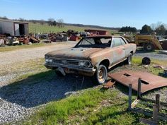 THIS IS A 1966 CHEVROLET CHEVELLE WE WERE GOING TO RESTORE. THIS IS A 138 CAR. IT HAS THE 4SPD 396 SS ENGINE. I BELIEVE THE PAINT CODE TO BE MARINA BLUE. COMES W/ ONE 396 ENGINE, 2 BELLHOUSINGS AND 2 4 SPD TRANSMISSIONS. Chevelle Ss For Sale, Project Cars For Sale, Paint Code, Marina Blue, Chevrolet Chevelle, Antique Cars, Restoration, United States, Restore
