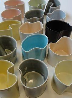 Cups, Heather Mae Erickson Ceramic Design