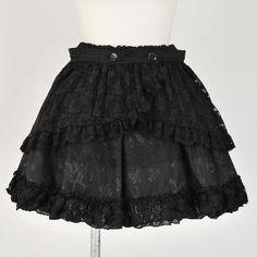 h. Naoto FRILL 魔女のバイオリンスカート - Witch's Violin skirt