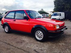 Ford Fiesta XR2 1988 (Fully restored) VIEW EBAY AD >> http://ebay.to/1Lv1wRD