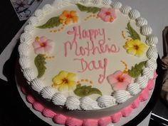 DQ Cakes...Dairy Queen.  Mothers Day.