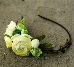 Kwieciste stylizacje by FloraArt #dekoracje #kwiaty #flora #floraart #filc