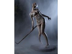 Silent Hill 2 Bubble Head Nurse 1/6 Scale Limited PVC Statue - Three Pack - Silent Hill Silent Hill 2