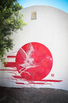 DJERBAHOOD – A VILLAGE IN TUNISIA INVADED BY STREET ARTISTS FROM AROUND THE WORLD