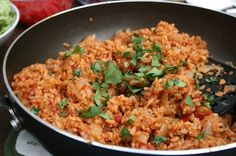 Chipotle Tomato Rice. Good side dish for Mexican-style food!