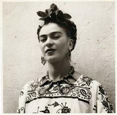Beautiful, feisty Frieda Frida Kahlo