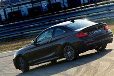 BMW M235i Track Edition /// Forbidden fruit: BMW unveils M235i Track Edition in Holland