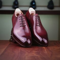A nice pair of shoes to complete an outfit. #mensshoes #menswear #Mensfashion