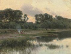 Emilio Sanchez-Perrier (Spanish, 1855-1907)