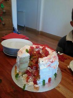 Ems 13 th Birthday cake . Kath did it!