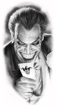 joker black and gray tattoo Tattoo Sketches, Tattoo Drawings, Photoshop Tattoo, Jaguar Tattoo, Japanese Tattoos For Men, Gangsta Tattoos, Superhero Coloring, Iron Man Wallpaper, Black Cat Marvel