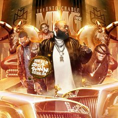 This mixtape compilation titled 'The Untouchable MMG Empire' contains some of the latest hit music from popular artists such as Rick Ross, Nicki Minaj, Young Jeezy, Future, Lil Wanye, and many more.  Stop by today to download/listen free!