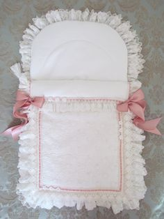 Baby sleeping bag idea ... no pattern