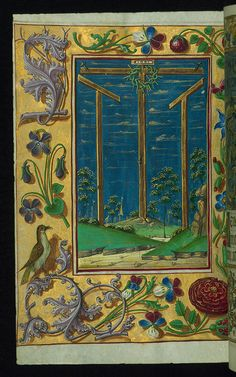 This book of hours was produced ca. 1510-1520 for a member of the Catalonian Almugavar (or Almogàver) family