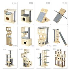 Source 2018 top best selling new pet products design cat dog wooden house furniture cat tree wood in alibaba on m.alibaba.com #cathouses
