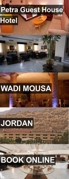 Petra Guest House Hotel in Wadi Mousa, Jordan. For more information, photos, reviews and best prices please follow the link. #Jordan #WadiMousa #travel #vacation #hotel #guesthouse